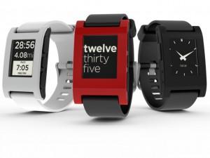 Pebble chytré hodinky